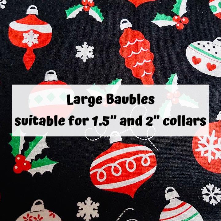 Large Baubles