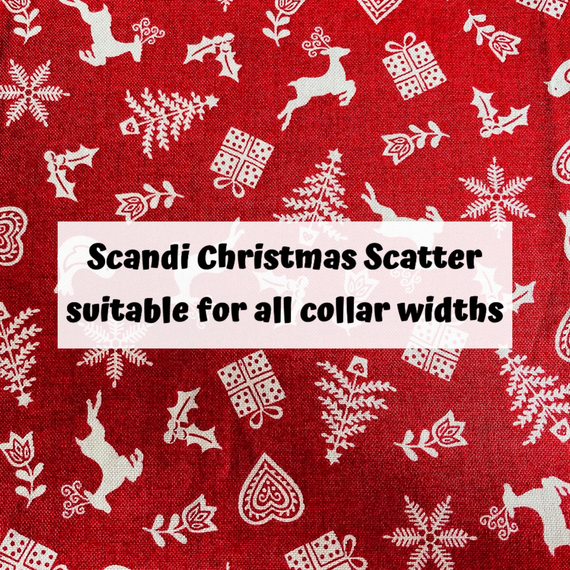 Scandi Christmas Scatter