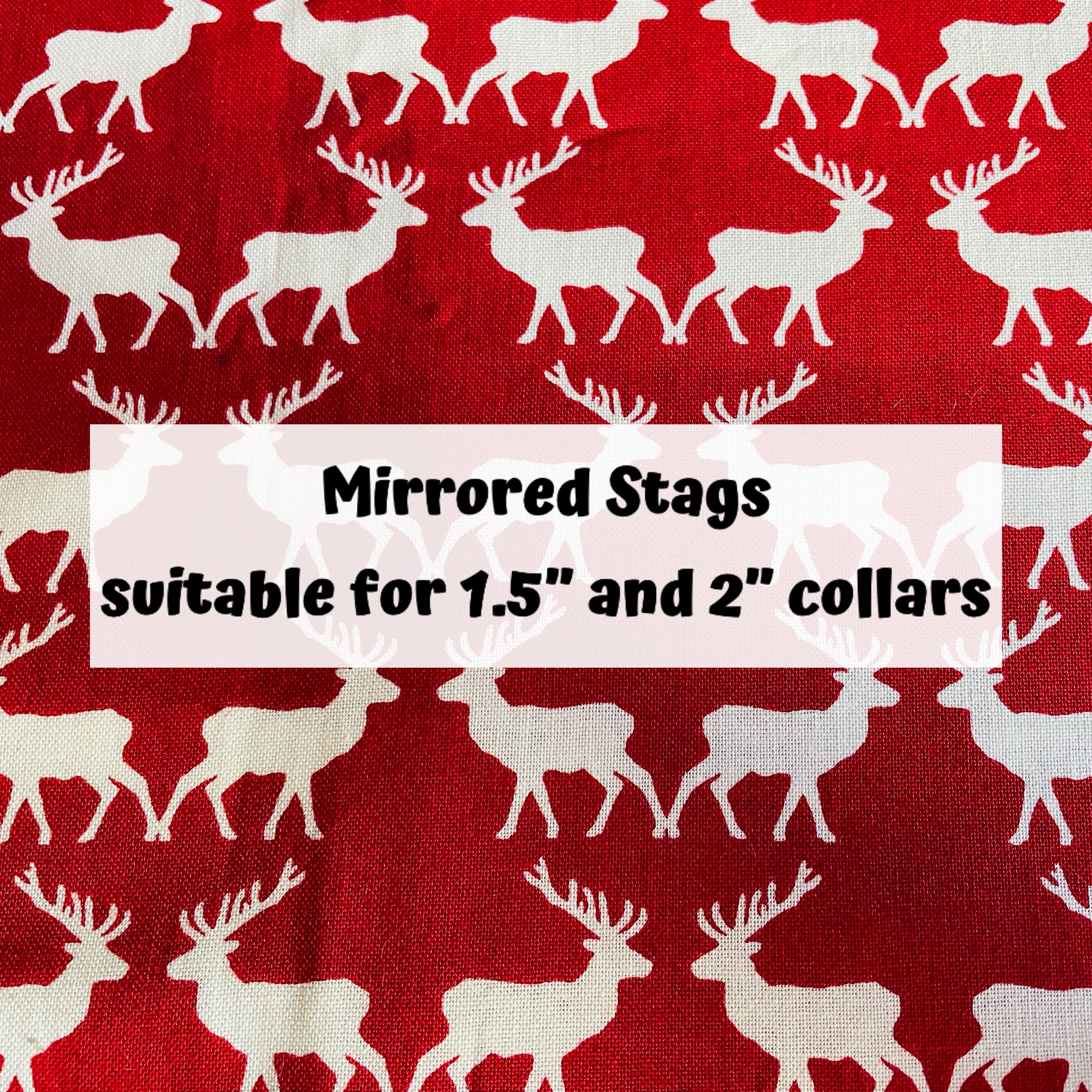 Mirrored Stags