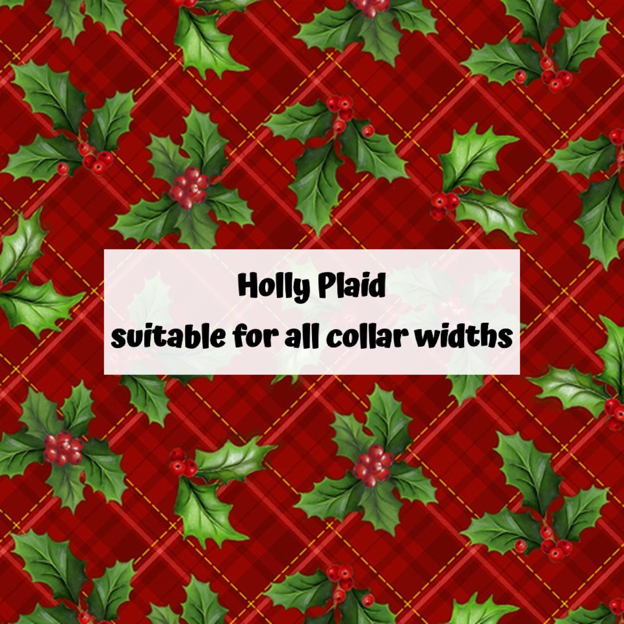Holly Plaid