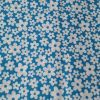 Mini Blue Flowers - Suitable for 1, 1.5 and 2 inch collars