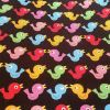 Bright Birds - Suitable for 1, 1.5 and 2 inch collars