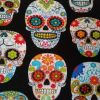 Candy Skulls - Suitable for 1.5 and 2 inch collars