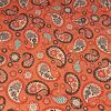 Coral Paisley - Suitable for 1, 1.5 and 2 inch collars