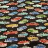 Retro Cars - Suitable for 1, 1.5 and 2 inch collars