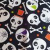 Skulltastic Glows in the dark - Suitable for 1.5 and 2 inch collars