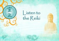 Listen to the Reiki 3