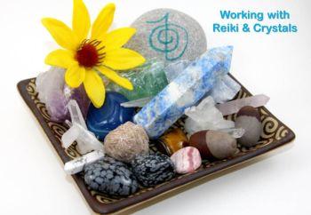 Reiki & Crystals