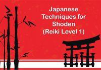 Shoden Japanese Techniques