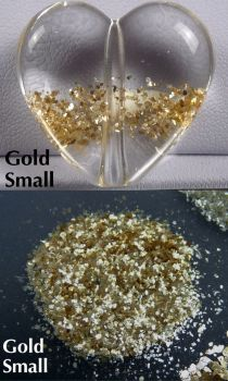 Glam Glitter - Gold Small