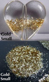 Glam Glitter - Gold Small