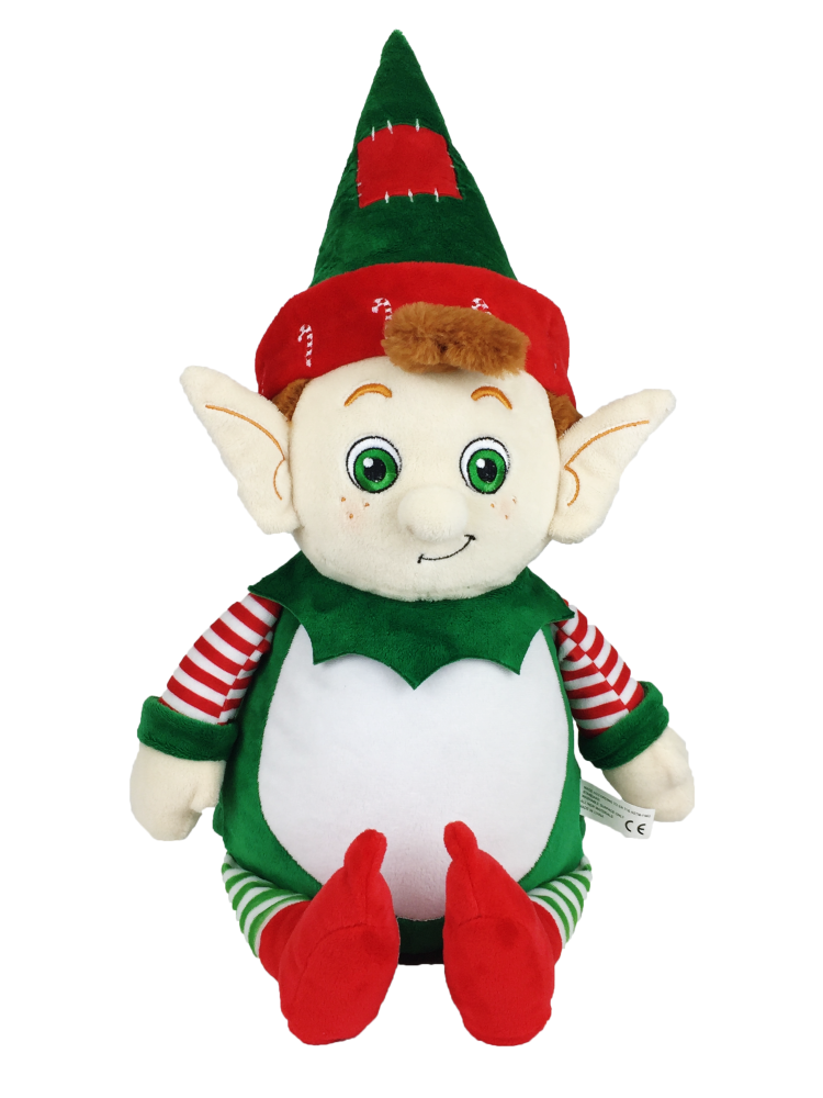 Personalised Cubbies Christmas Elf