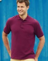 Heavyweight Polycotton Polo Shirt