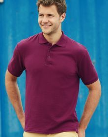 Heavyweight Polycotton Polo Shirt