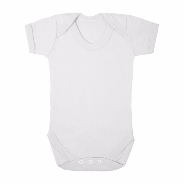 Personalised Embroidered Baby Bodysuit