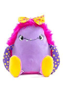 Personalised Cubbies pink monster