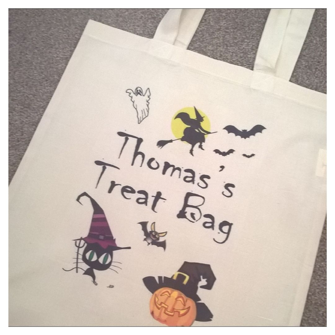 Halloween Treat bag by Imprint Products