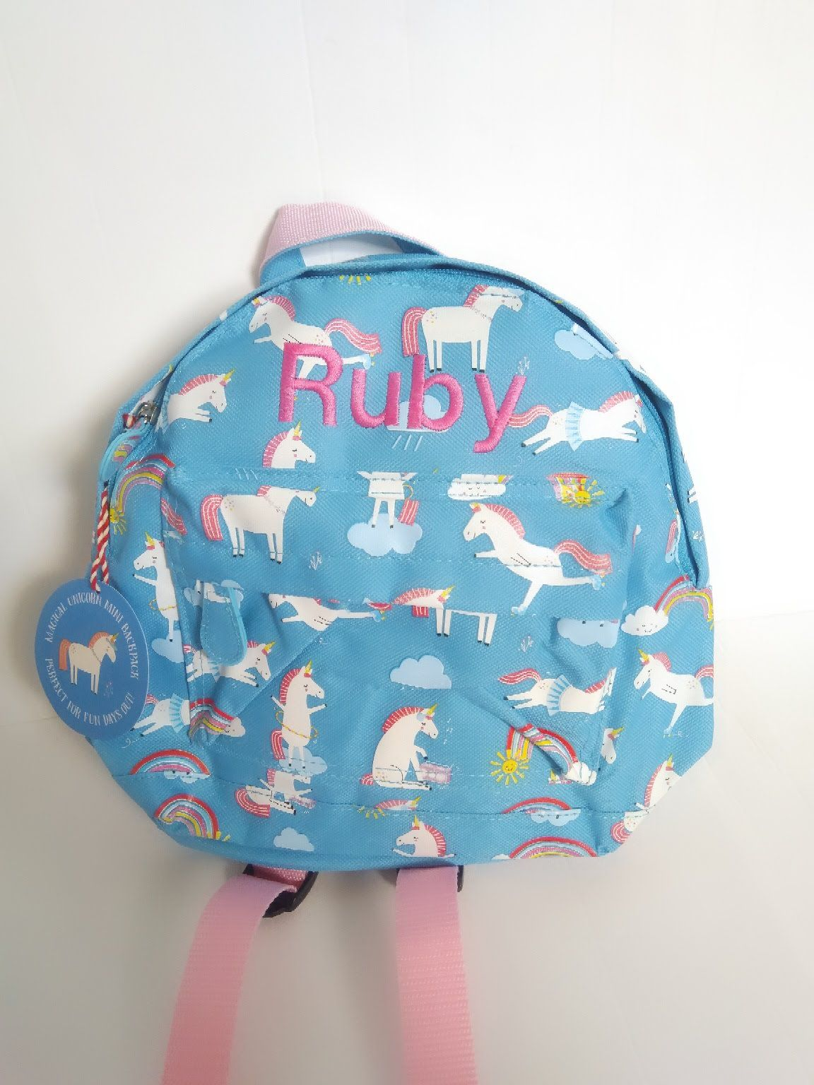 Personalised Mini Toddler Backpack by Imprint Products