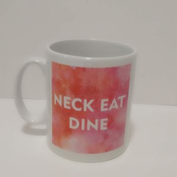 Neck Eat Down Mug