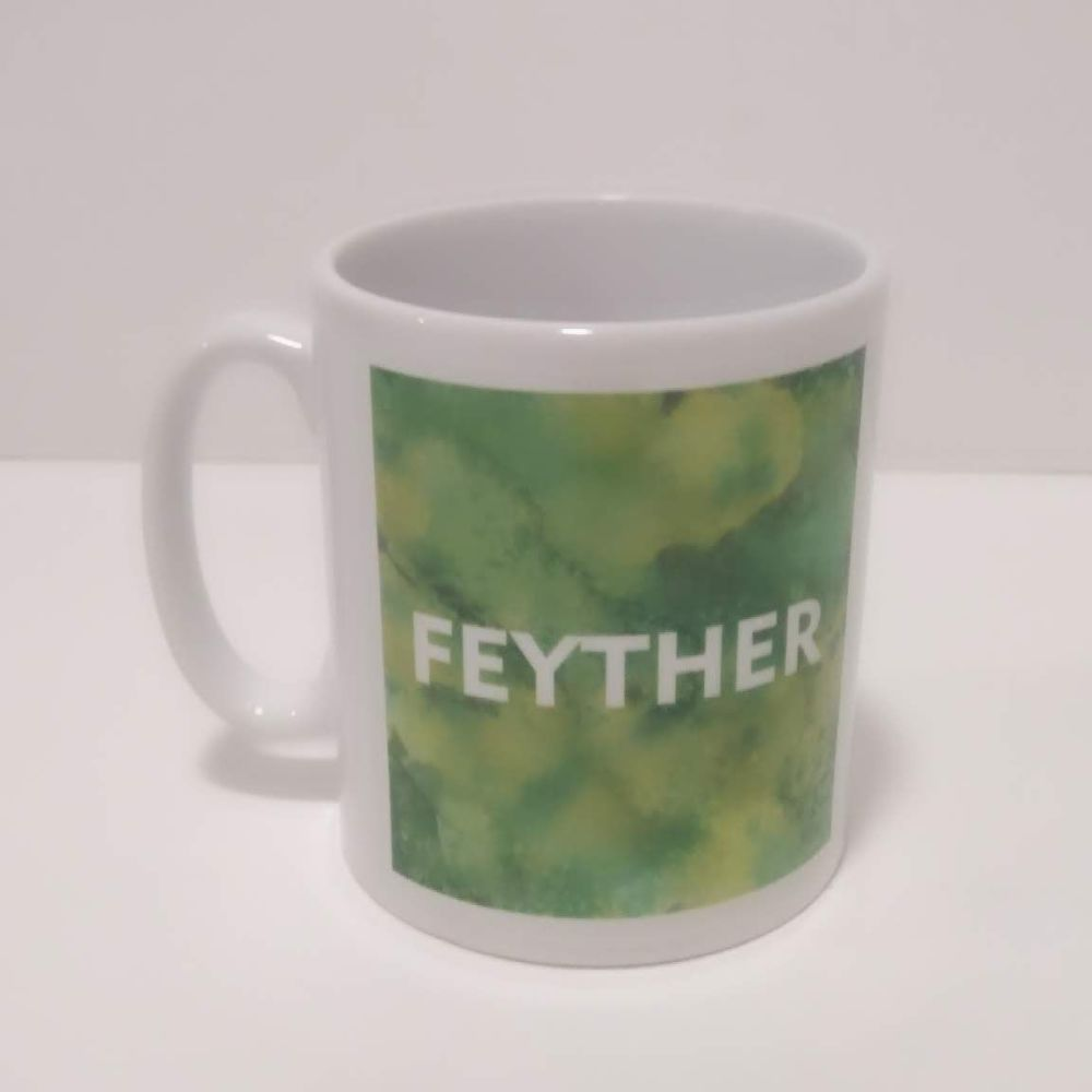 Feyther Mug