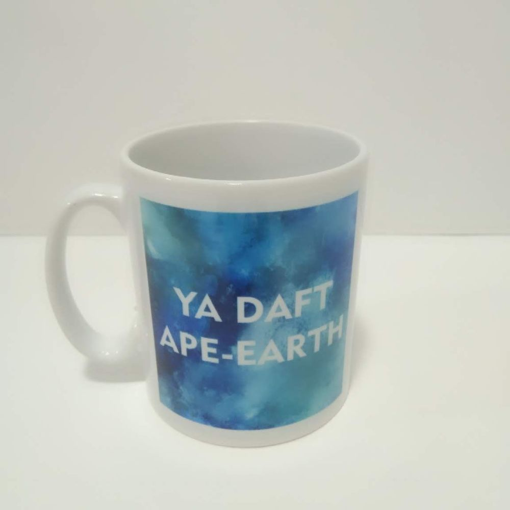 Ya Daft Ape Earth Mug by Imprint Products