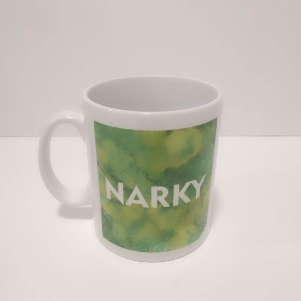 Narky Mug by Imprint Products