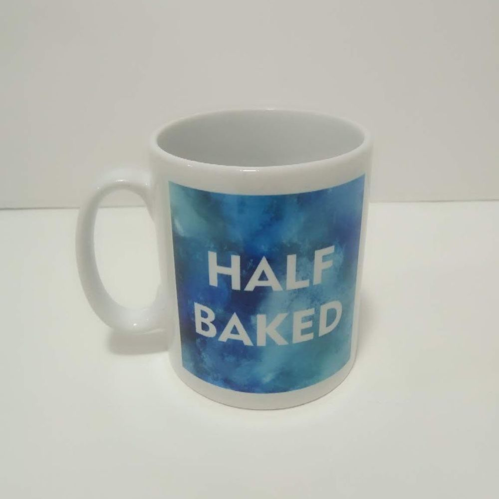 Half Baked Mug by Imprint Products