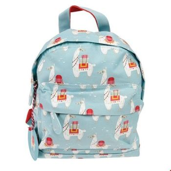 Personalised Child's Mini Llama themed Backpack