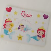 Personalised Mermaid themed jigsaw - 12 or 63 pieces