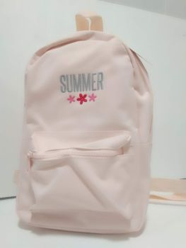 Pink Mini Fashion Backpack