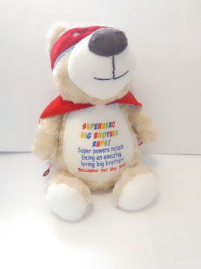 Cubbies Hero Bear by Imprint Products