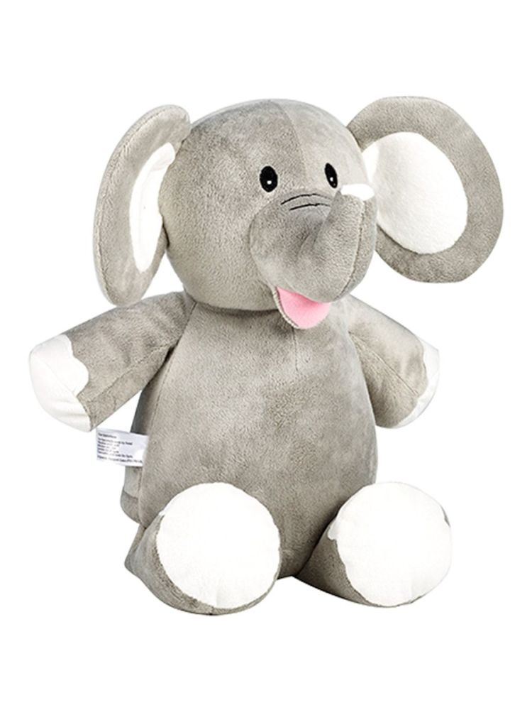 Personalised Cubbies Grey Elephant