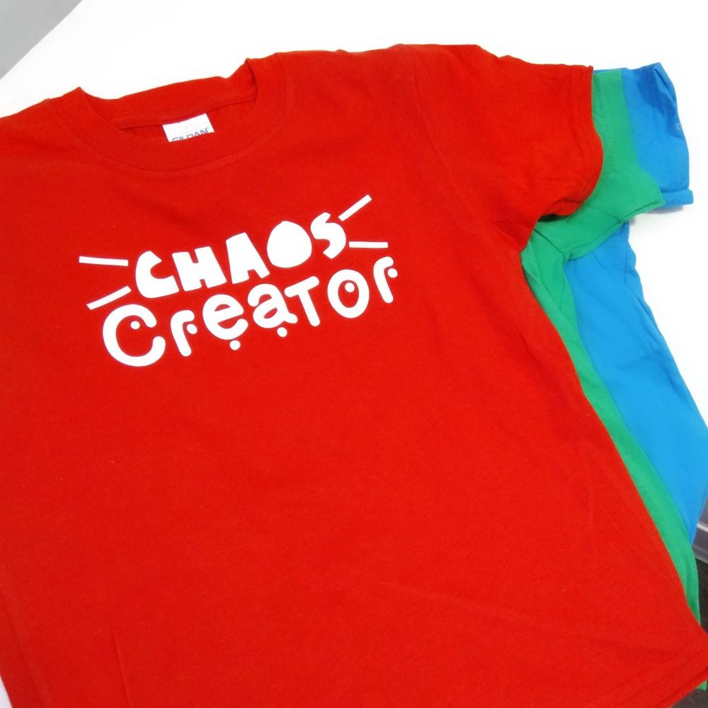 Chaos Creator Children's T-shirt