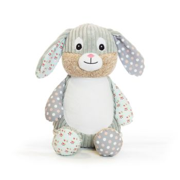 Cubbies Chic Harlequin Bunny