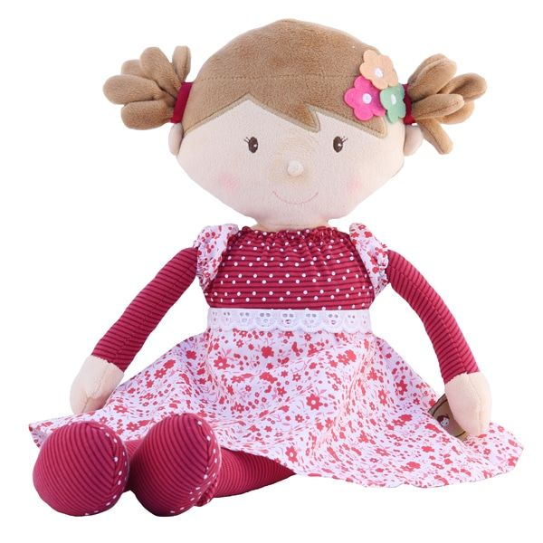 Personalised Scarlett Rag Doll