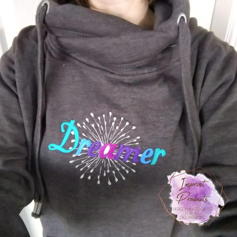 Dreamer Hoodie | Winter Hoodie | Slogan Sweater