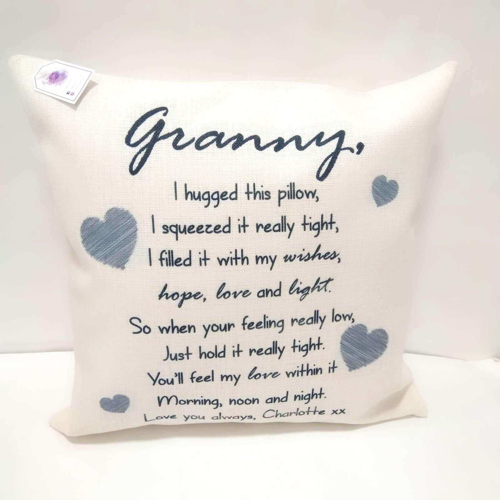 Hugs Cushion | Seding Love Cushion | Gift for Her
