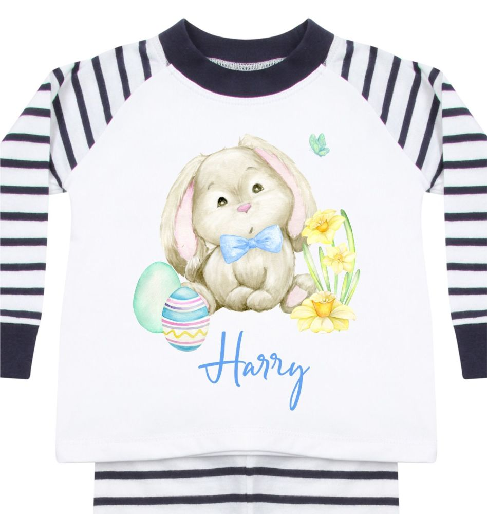 Boys Easter Pyjamas   Non Chocolate Easter Gift