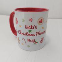 Christmas Movie Mug