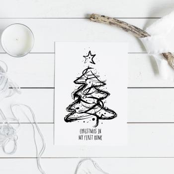 Christmas Pictures To Print.Christmas Prints Christmas Gifts Christmas Tree Prints