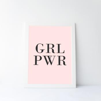 Girl Power Print