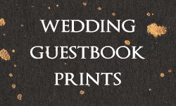 Wedding Guestbook Prints