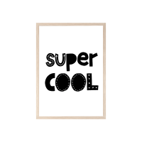 Super Cool print