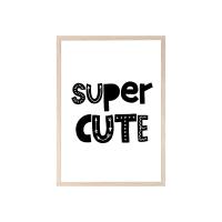 Super Cute print