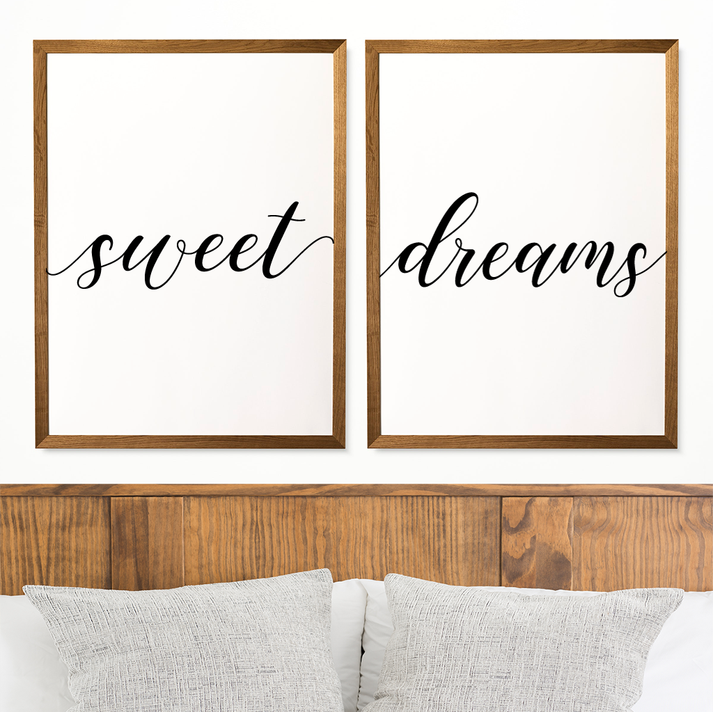 Sweet Dreams Print Set