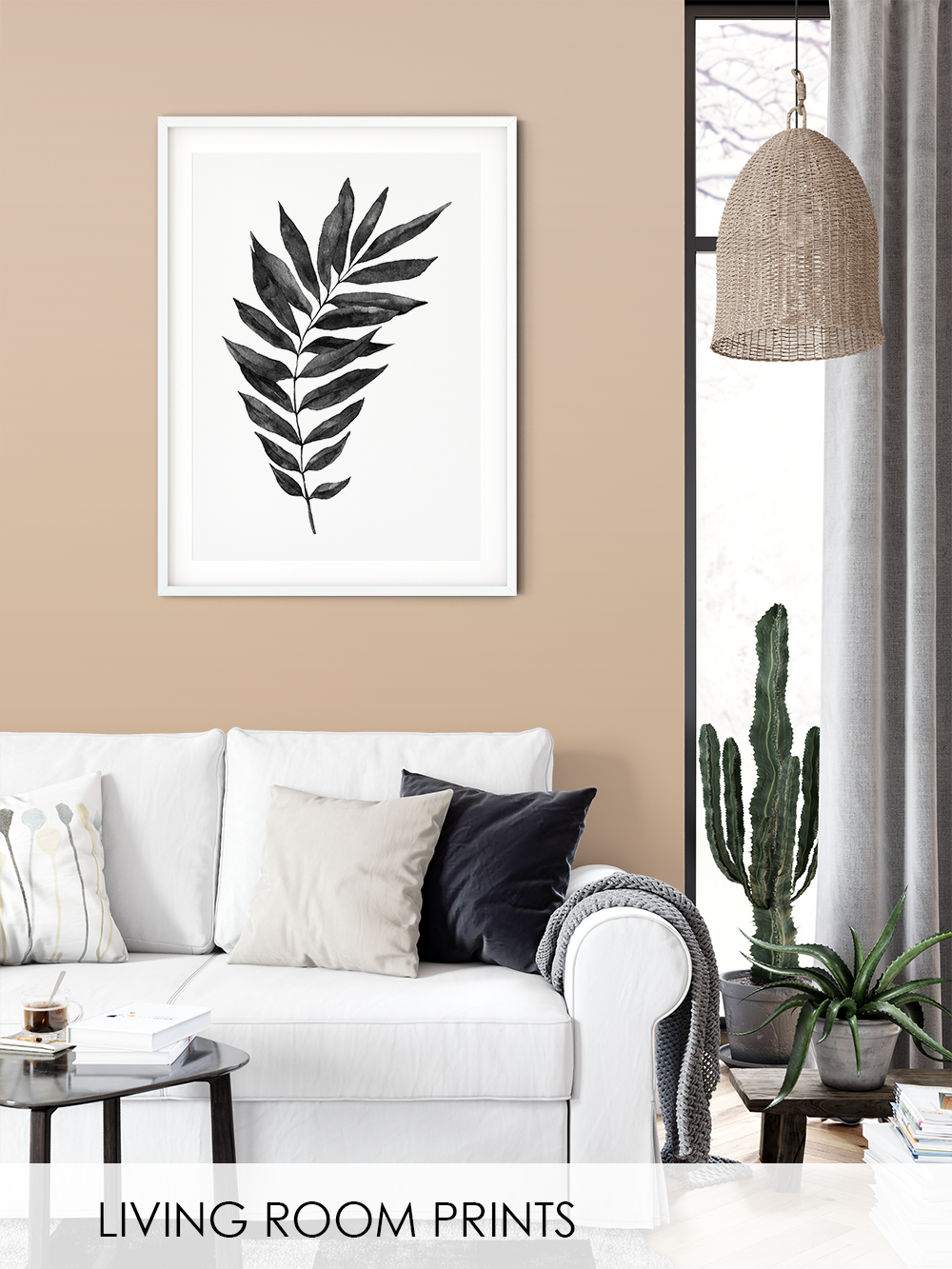LIVING ROOM PRINTS