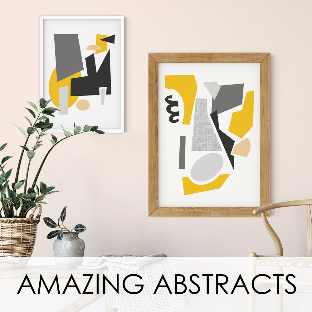 AMAZING ABSTRACTS