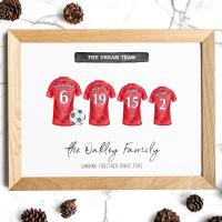 Football Family Gift