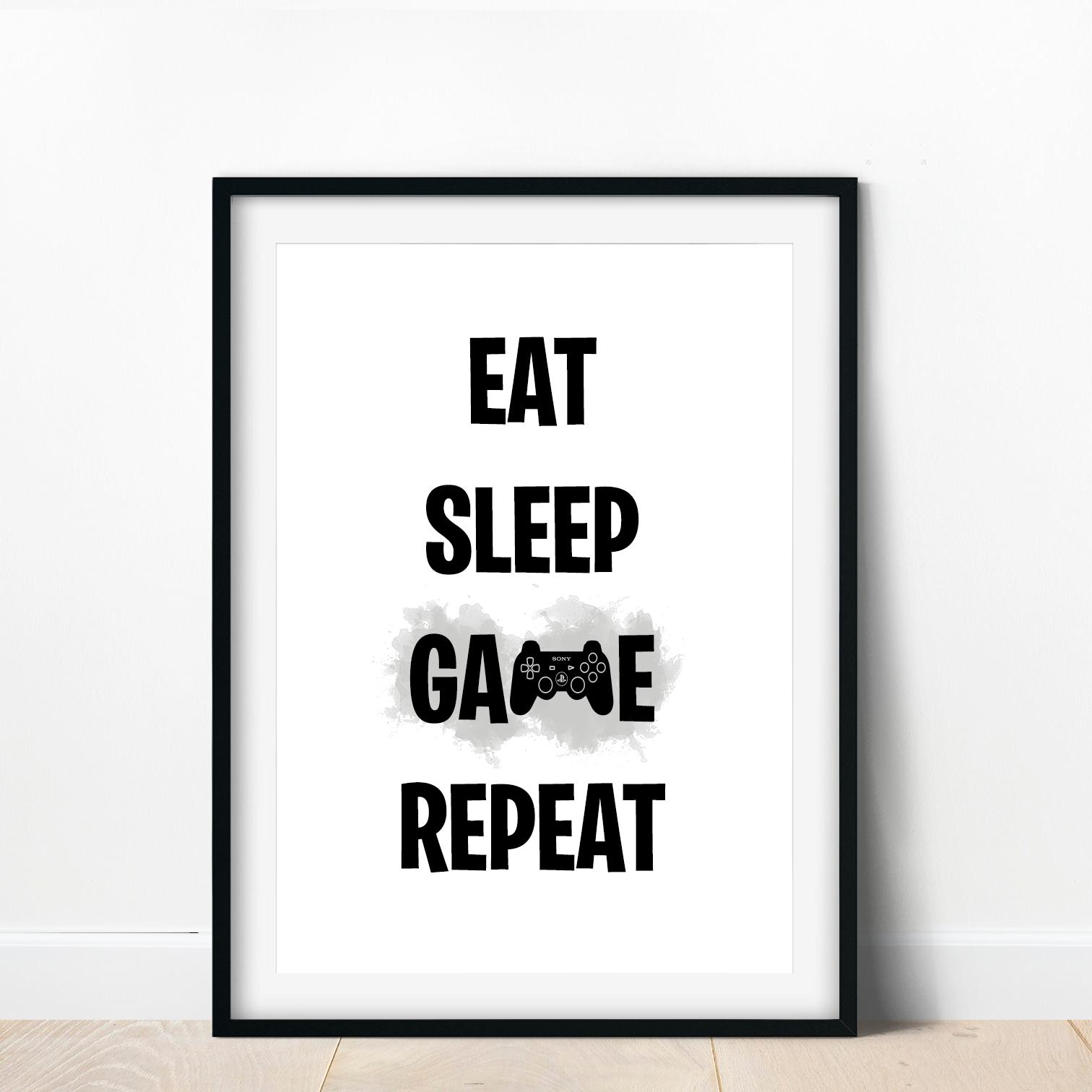 Gaming Prints