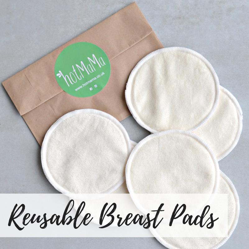 Breast pads, reusable breast pads, nursing pads, reusable nursing pads, bamboo breast pads